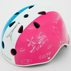 macaron collection(マカロンコレクション) ヘルメット France 自転車/通園・通学【送料無料 沖縄・一部地域を除く】