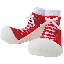 【送料無料】Baby feet(ベビーフィート) Sneakers Red(スニーカーズ レッド) 11.5cm