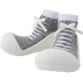 【送料無料】Baby feet(ベビーフィート) Sneakers Gray(スニーカーズ グレー) 11.5cm