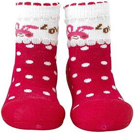 【送料無料】Baby feet(ベビーフィート) Love Red(ラブ レッド) 12.5cm