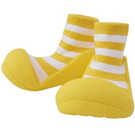 【送料無料】Baby feet(ベビーフィート) Casual Yellow(カジュアル イエロー) 11.5cm