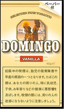 【シャグ刻葉】 ドミンゴ バニラ 40g ・1袋入り・パウチ袋・デンマーク産