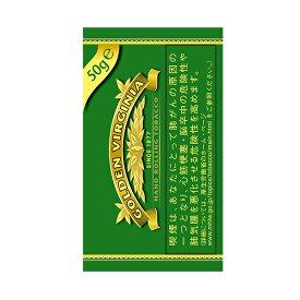 【シャグ刻葉】 ゴールデンバージニア 50g 1袋&シングル ペーパー 1個セット
