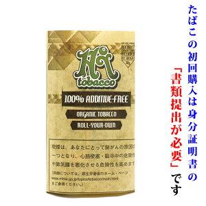 【シャグ刻葉】 ハイタバコ 100%アディティフリー 30g 1袋&シングル ペーパー 1個セット パウチ袋・ビター系