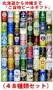 ビール・ギフトセット 48種類セット 話題のご当地ビール・48本飲み比べセット クラフトビール 詰め合わせギフトセ…