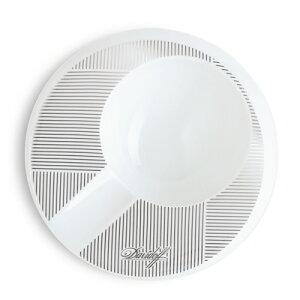 喫煙具・シガー用灰皿 陶器製 1本用 ダビドフ ラウンド1