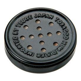 喫煙具・タバコ保湿剤 コイン型ヒュミドールアルミ・ブラック