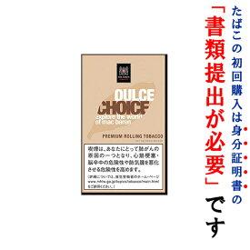 【シャグ刻葉】 チョイス・ドルチェ 30g 1袋& 11/4ペーパー or 保湿ティッシュ 1個セット スイート系