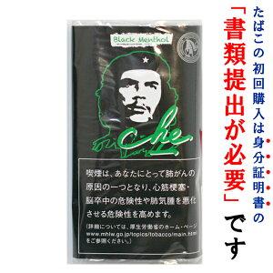 【シャグ刻葉】 チェ・シャグ ブラックメンソール 25g 1袋& 11/4 ペーパー 1個セット