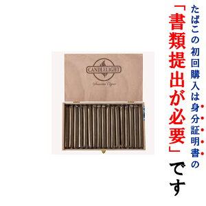 キャンドルライトセニョリタス・シガー1箱(50本入)全長100mm直径12mm[木箱入][ドイツ産]