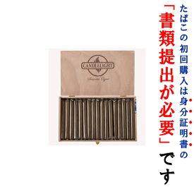 【ドライシガー】 キャンドルライト セニョリタス・木箱入(50本入り) クラブサイズ系
