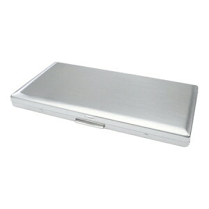 喫煙具・シガレットケース リリー・スリムセブン  SV サテン