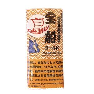 【煙管用・刻み葉】 ゴールド宝船(たからぶね)煙管たばこ刻葉 20g ・パウチ・ドイツ産