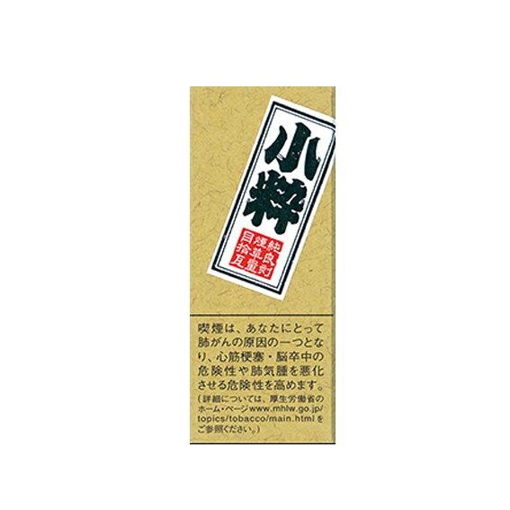 【煙管用・刻み葉】【箱買い】 小粋 煙管たばこ刻葉10g ・10個入り