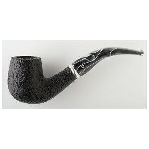 喫煙具・パイプ本体(ブライヤー) BCパイプ カプリ(ブラック)(9mmフィルター) 1304