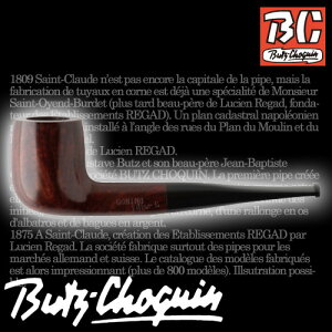 喫煙具・パイプ本体(ブライヤー) BCパイプ ドミノ 1604