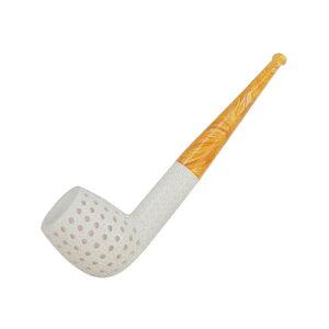 喫煙具・パイプ本体(メシャム) BCパイプ メシャム パイプ 透かし ビリヤード
