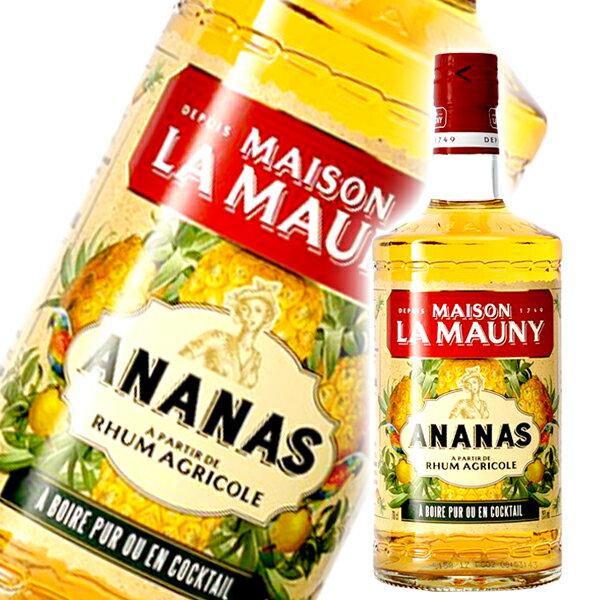 ラマニーラムの「アナナスリキュール」 700ml/30% (販売数限定商品・洋酒)