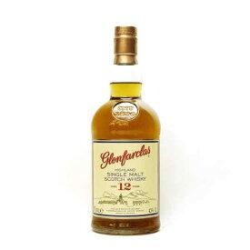 ウイスキー・スコッチ グレンファークラス 12年 43度/700ml シングルモルトウイスキー