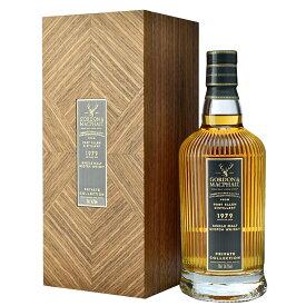 ウイスキー・スコッチ ゴードン&マクファイル プライベートコレクション ポートエレン 1979 54.7%/700ml シングルモルトウイスキー