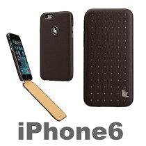 JISONCASE縦型手帳ケースIP6-04H【送料無料】【iPhone6ケース】【iphone6ケース手帳型】【iPhone6手帳型ケース】iPhone6カバーアイフォン6ケーススマホカバー手帳フラップ
