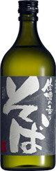 千曲錦酒造「信濃の香りシリーズ そば焼酎 25度」720ml