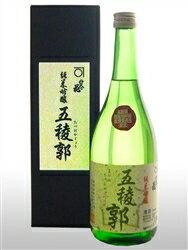 佐久の花酒造(株)「純米吟醸 五稜郭 720ml