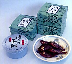 魚甲本店「子鮒(こぶな)の甘露煮」3缶入り
