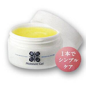 千曲錦酒造「美肌仕込」モイスチャーゲル60g