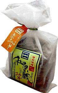 和泉屋商店「和泉蔵みそ 和紙紙入」赤みそ1kg