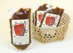 和泉屋商店「秘伝 信州りんご味噌」200g 1個