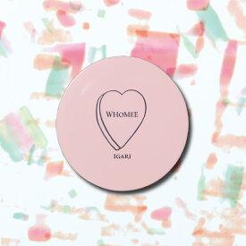 【WHOMEE フーミー】#MEE フェイスパウダー ピンク