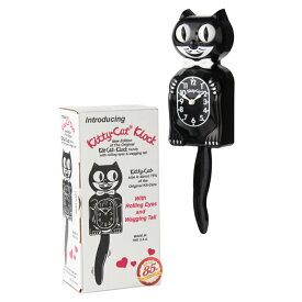 Kitty-Cat Klock キティキャットクロック ブラック