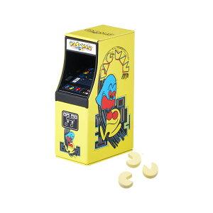 PAC-MAN パックマン ゲーム機 ラムネ缶