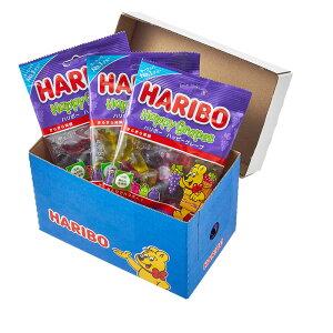 HARIBO ハリボー ハッピーグレープ 10袋入り ボックス