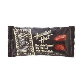 ハワイアンホースト マカデミア チョコレート 2個入り