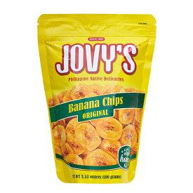 JOVY'S バナナ チップス