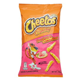 Cheetos チートス 生ハム&クリームチーズ風味