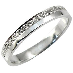 結婚指輪・プラチナ・ダイヤモンド・リング・マリッジリング・ハーフエタニティ