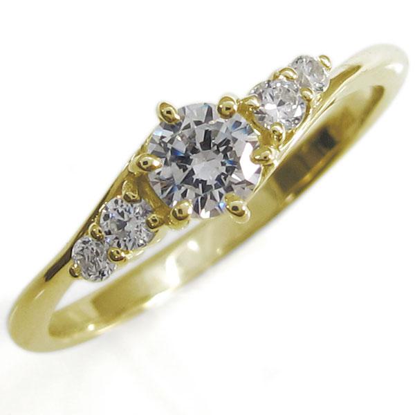 【送料無料】鑑定書・婚約指輪・ダイヤモンドリング・SI・指輪・エンゲージ【RCP】10P06Aug16