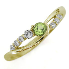 【ポイント5倍】18金 シンプル エンゲージリング レディース 婚約指輪 誕生石 ホワイトデー プレゼント