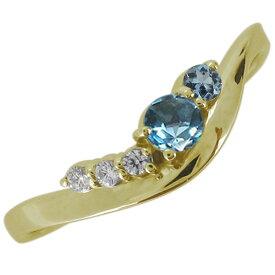 【ポイント5倍】誕生石 婚約指輪 エンゲージリング 10金 シンプル 選べる天然石