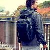 大背包商務包業務運氣袋男裝方形背包通勤學校簡單 A4 大規模 PC 存儲成人設備光固體時尚品牌後背拉鍊黑色 532P17Sep16