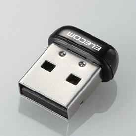 ELECOM ( エレコム ) IEEE802.11b/g/n対応 USB接続型 小型 無線LAN 子機 WDC-150SU2MBK