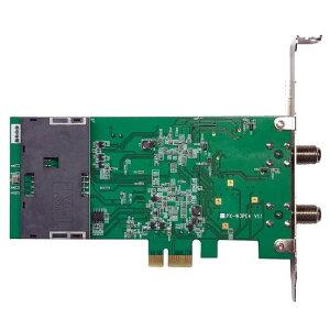 【新品】プレクスPCI-Express接続対応4チャンネル同時録画・視聴地上デジタル・BS/CS3波対応パソコン用テレビチューナーPX-W3PE4