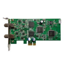 プレクス PCI-Express接続対応 8チャンネル同時録画・視聴 地上デジタル・BS/CS 3波対応 PX-Q3PE4 テレビチューナー TVチューナー パソコン 用