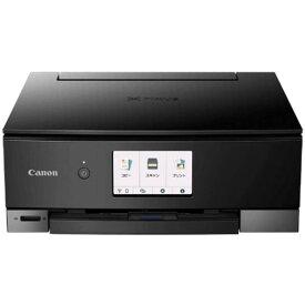 キヤノン ( Canon ) PIXUS TS8430 インクジェットプリンター 複合機 WiFi 対応 コンパクト ブラック 新品 メーカー保証 キャノン 4453C001 年賀状 の印刷 などに コピー スキャン スキャナー ピクサス