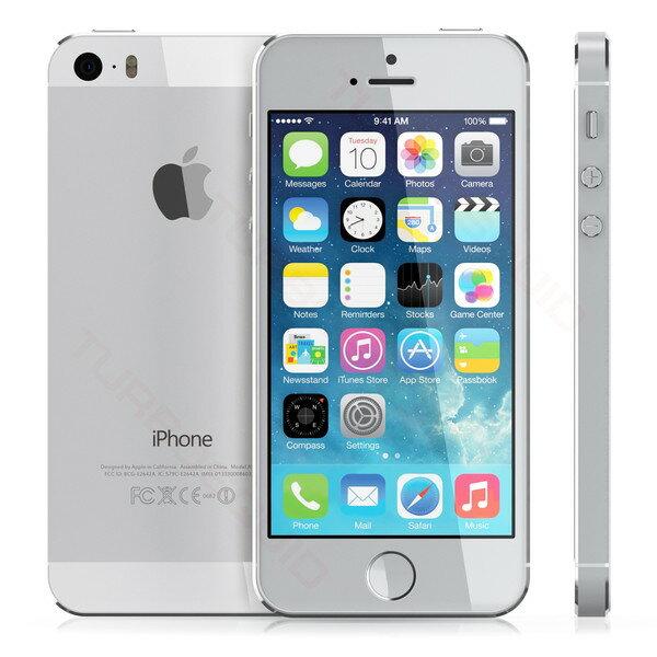 アップル iPhone 5s SIMフリー 版 16GB 整備済品 シルバー