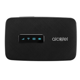 Alcatel ( アルカテル ) 4G LTEモバイルルータ Linkzone 41 SIMフリー モデル microSDカード microSIM 対応 ポケット WiFI ルーター