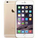 アップル iPhone 6 Plus SIMフリー 16GB 正規 整備済品 ゴールド【スーパーSALE期間中エントリーして全商品ポイント5倍!】